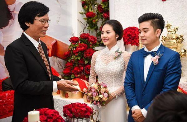 mẫu lời cám ơn trong đám cưới của nhà gái