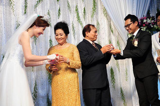 lời dẫn mc đám cưới phần mời rượu bố mẹ