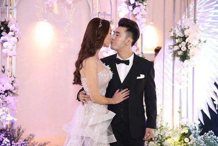 lời dẫn mc đám cưới phần trao nụ hôn